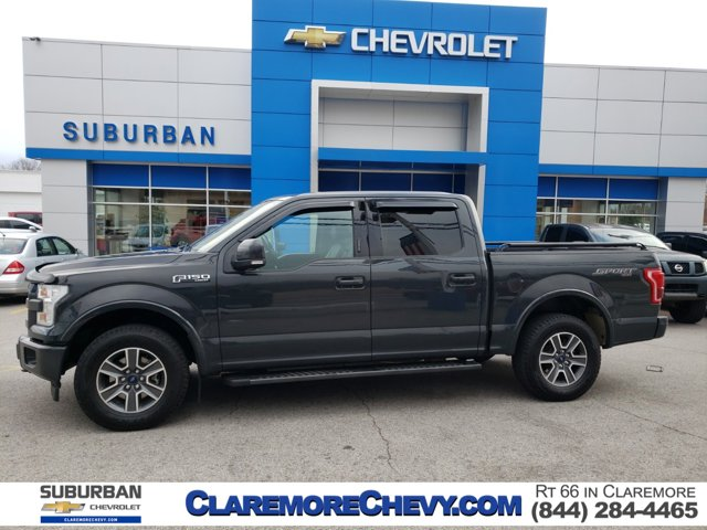 Used 2017 Ford F-150 in Claremore, OK