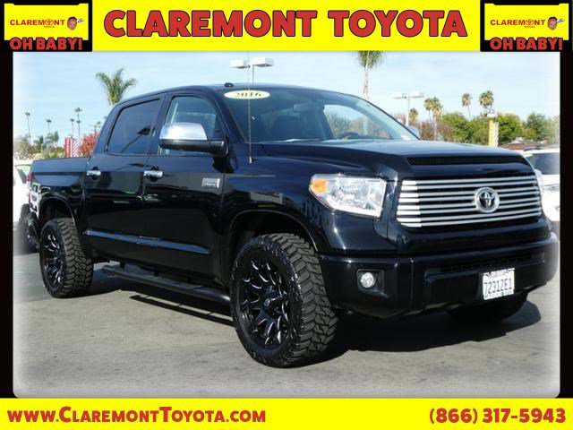 Used 2016 Toyota Tundra in Claremont, CA
