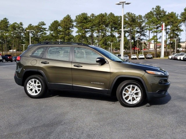 Used 2016 Jeep Cherokee in Daphne, AL