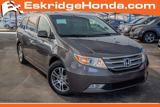 Used 2012 Honda Odyssey in Oklahoma City, OK