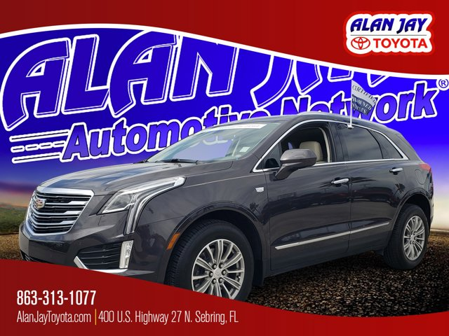Used 2017 Cadillac XT5 in Sebring, FL