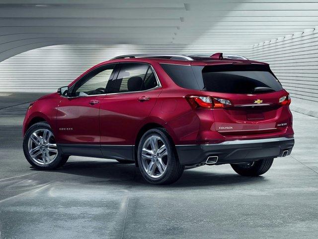New 2020 Chevrolet Equinox in Watsonville, CA