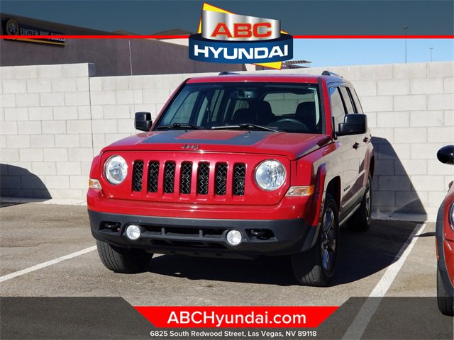 2016 Jeep Patriot Sport SE 4WD 4dr Sport SE Regular Unleaded I-4 2.4 L/144 [2]