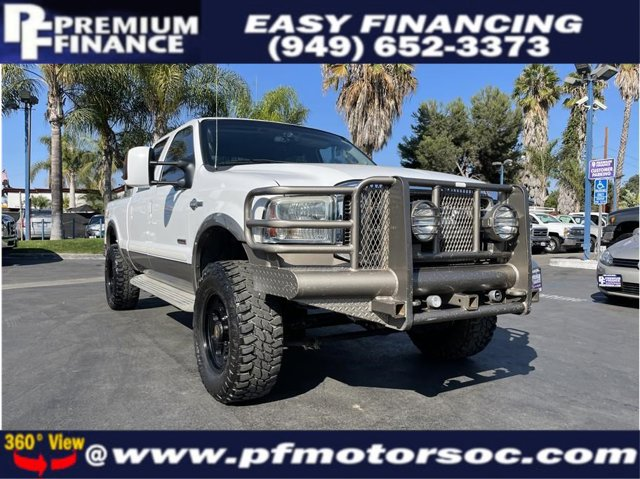 2005 Ford Super Duty F-250 KING RANCH 4X4 DIESEL 6.0L LEATHER PACK CLEAN