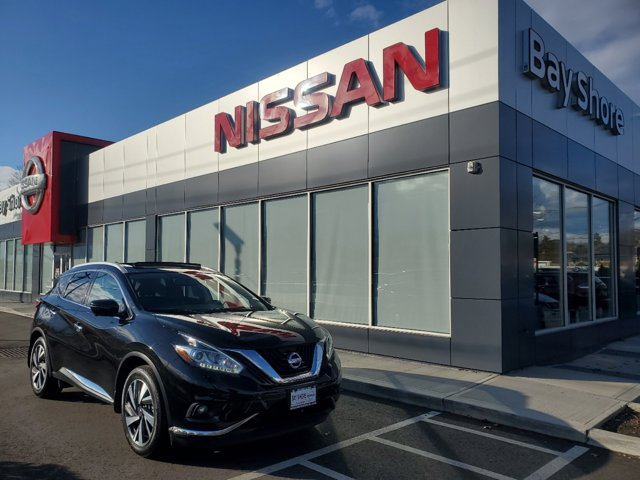 2018 Nissan Murano Platinum 16142 miles VIN 5N1AZ2MH9JN185459 Stock  1965