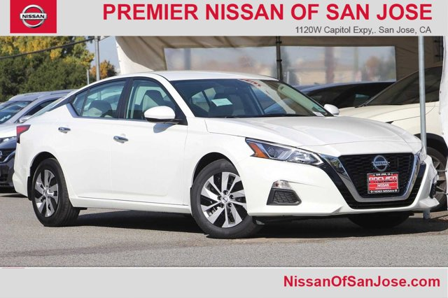New 2020 Nissan Altima in San Jose, CA