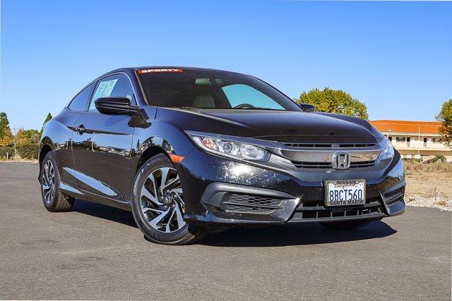 2017 Honda Civic Coupe LX-P LX-P CVT Regular Unleaded I-4 2.0 L/122 [2]