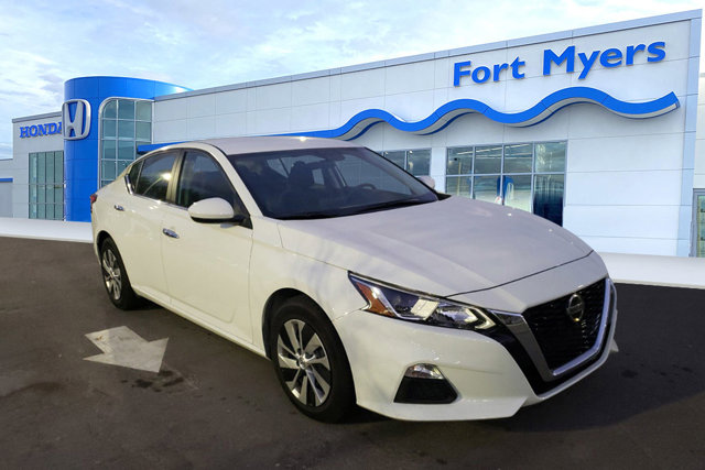 Used 2020 Nissan Altima in Fort Myers, FL