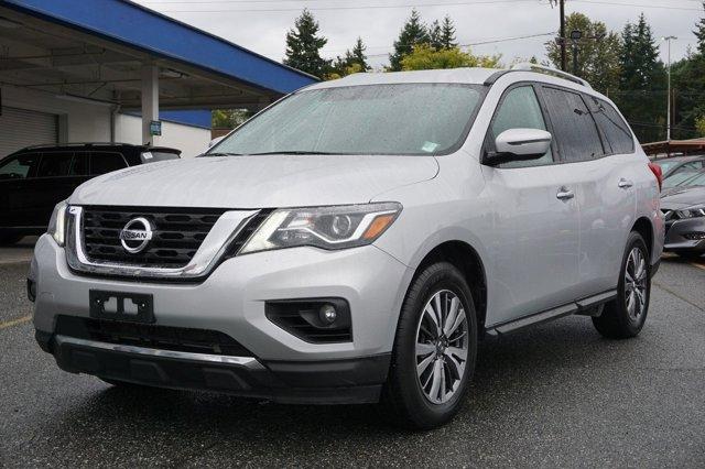 Used 2018 Nissan Pathfinder in Lynnwood Seattle Kirkland Everett, WA