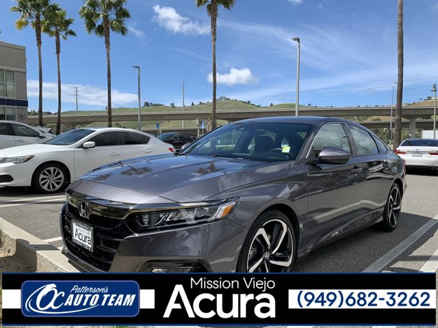 Used 2018 Honda Accord Sedan in , CA