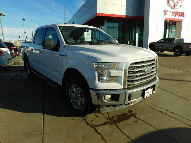 Used 2017 Ford F-150 in Fort Morgan, CO