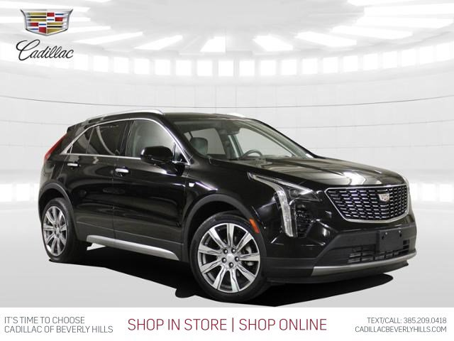 2019 Cadillac XT4 FWD Premium Luxury FWD 4dr Premium Luxury Turbocharged Gas I4 2.0L/ [1]