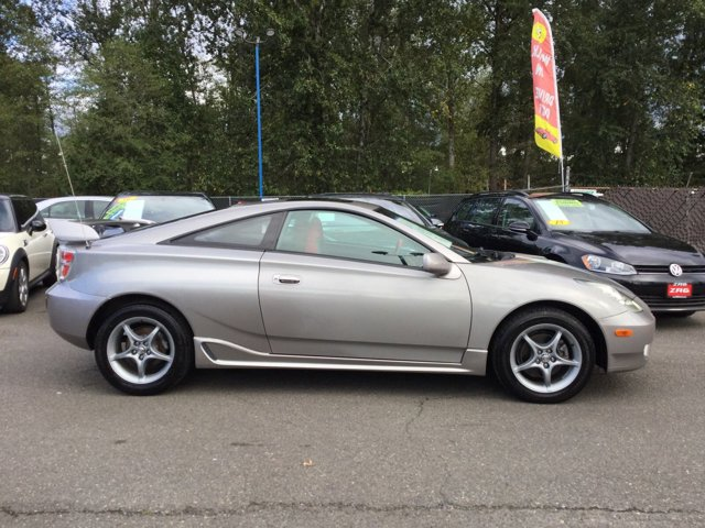Used 2005 Toyota Celica 3dr LB GTS Manual