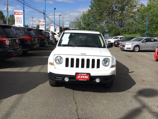 Used 2015 Jeep Patriot FWD 4dr Sport