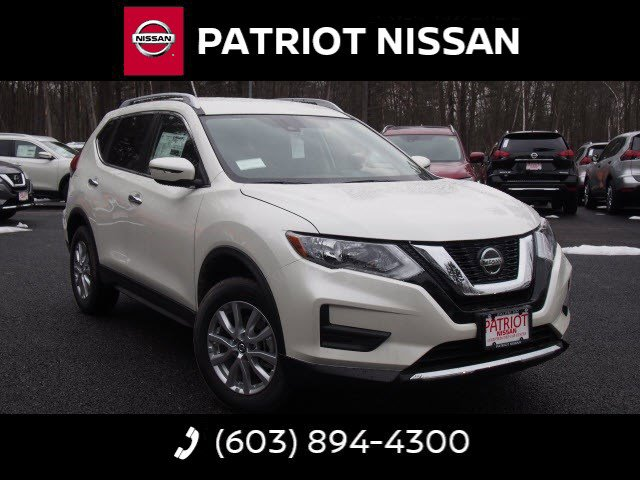 New 2019 Nissan Rogue in Salem, NH
