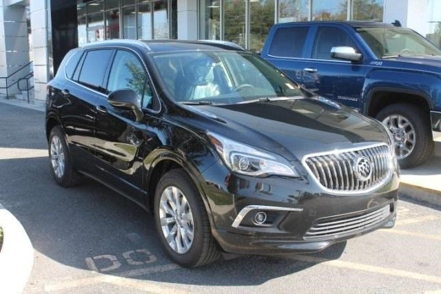 New 2017 Buick Envision in Gainesville, FL