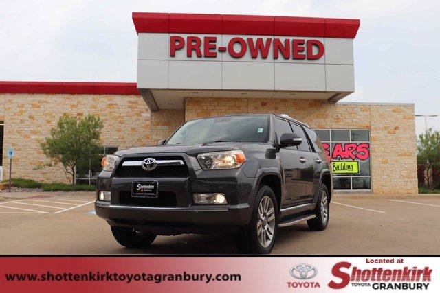 Used 2012 Toyota 4Runner in Granbury, TX
