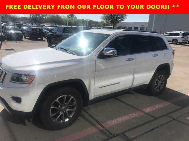 Used 2014 Jeep Grand Cherokee in Hurst, TX