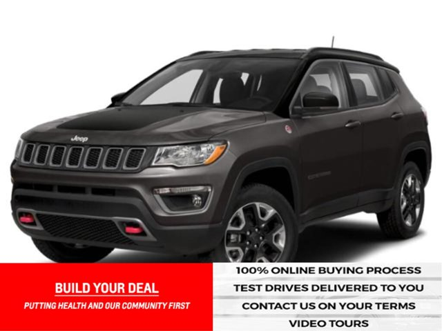 2021 Jeep Compass | TRAILHAWK ELITE 4x4 | PANORAMIC SUNROOF | NAV | Trailhawk Elite 4x4 Regular Unleaded I-4 2.4 L/144 [5]