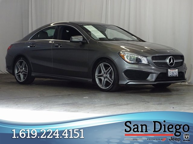 Used 2014 Mercedes-Benz CLA-Class in San Diego, CA