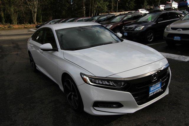 Used 2019 Honda Accord Sedan in Bellevue, WA