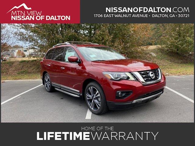 New 2020 Nissan Pathfinder in Dalton, GA