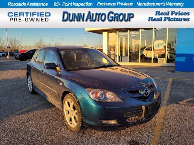 2007 Mazda Mazda3 GS 4dr HB Sport Auto GS Gas I4 2.3L/138 [1]