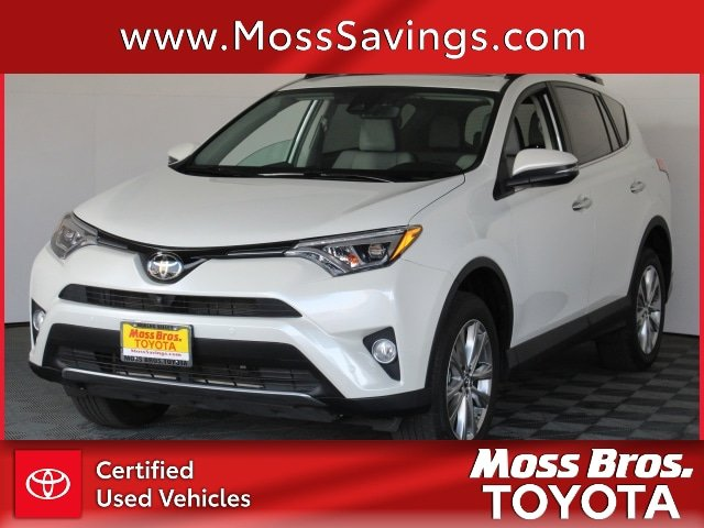 2018 Toyota RAV4  Regular Unleaded I-4 2.5 L/152 [18]