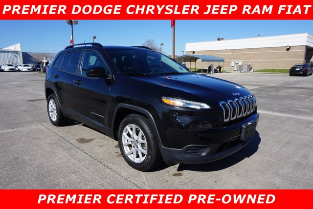 Used 2016 Jeep Cherokee in New Orleans, LA