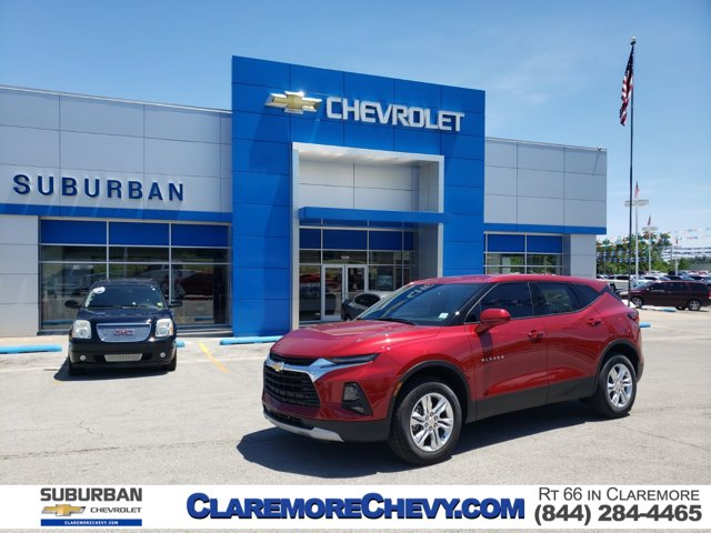 New 2019 Chevrolet Blazer in Claremore, OK