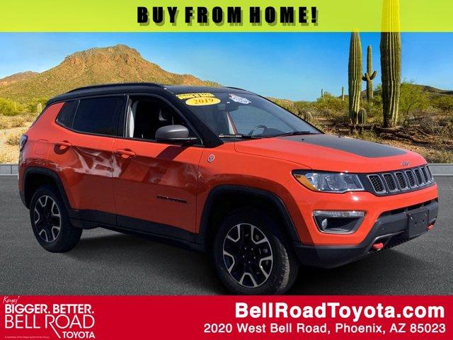 Used 2019 Jeep Compass in Phoenix, AZ