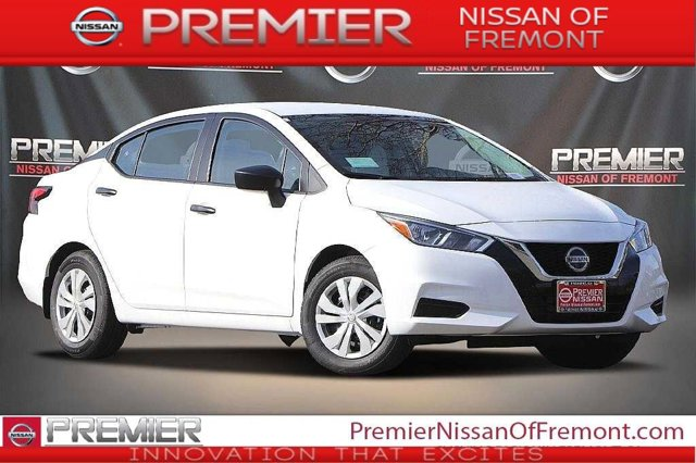 New 2020 Nissan Versa in FREMONT, CA