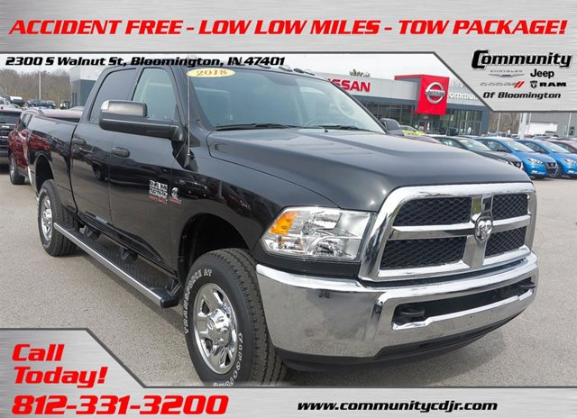 Used 2018 Ram 2500 in Bloomington, IN