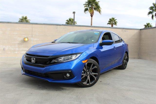 New 2019 Honda Civic Sedan in Mesa, AZ