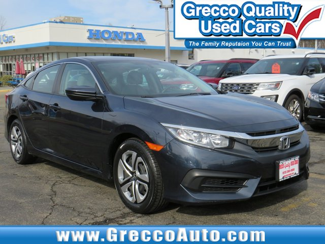 Used 2017 Honda Civic Sedan in Rockaway, NJ