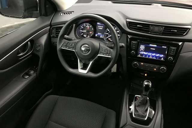 Used 2019 Nissan Rogue Sport S
