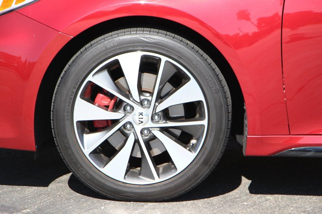 2016 Kia Optima SX Turbo 9