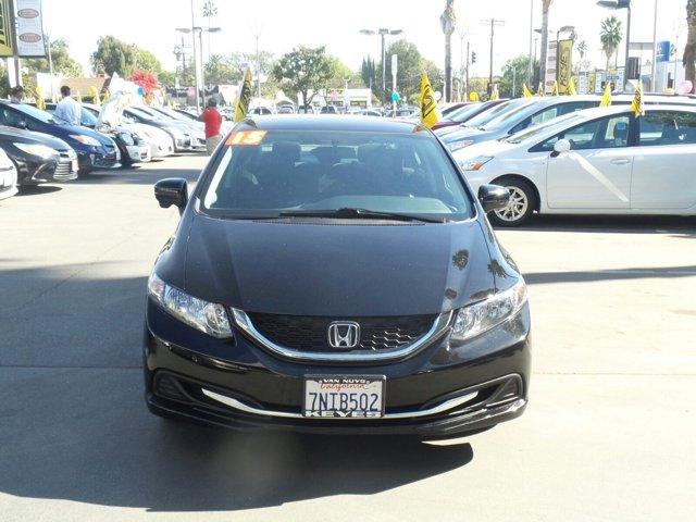 Used 2015 Honda Civic Sedan
