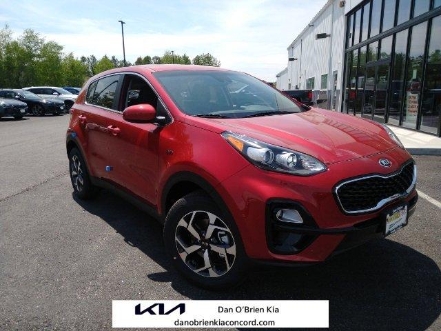 2022 Kia Sportage LX