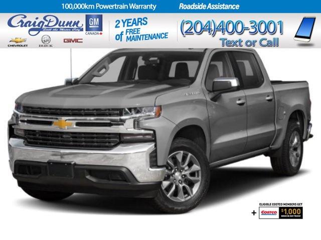 2021 Chevrolet Silverado 1500 LT 4WD Crew Cab 147″ LT Gas V8 5.3L/325 [2]