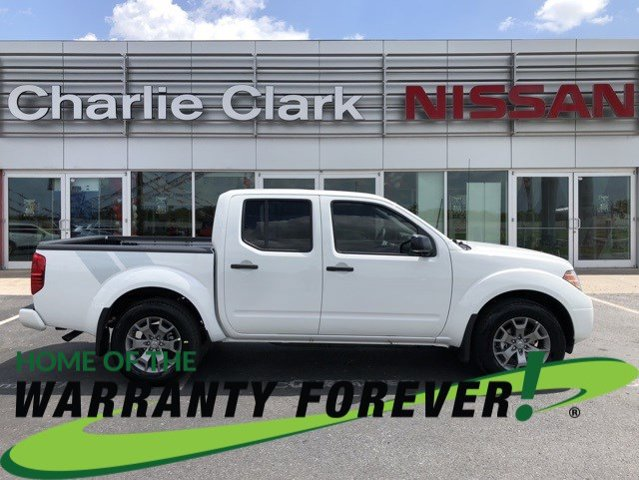 2020 Nissan Frontier SV Crew Cab 4x2 SV Auto Regular Unleaded V-6 3.8 L/231 [17]