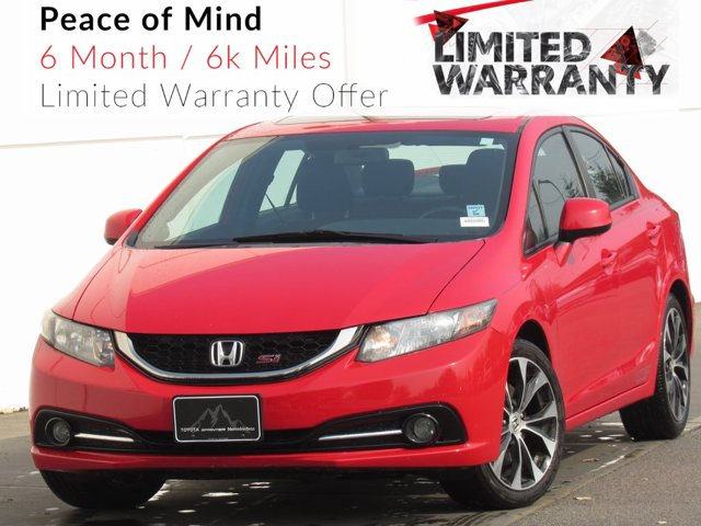 Used 2013 Honda Civic Sdn in Bellingham, WA