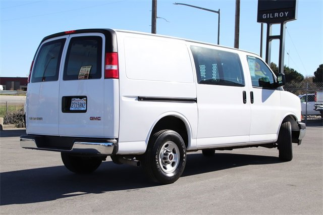 2017 GMC Savana Cargo Van Work Van