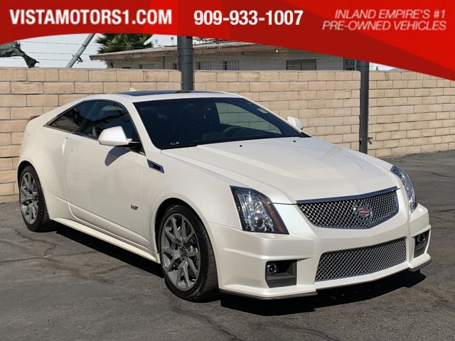 2012 Cadillac CTS-V Coupe 2D Coupe V8 Supercharged 6.2L