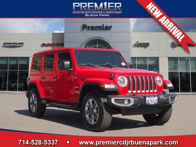 Used 2019 Jeep Wrangler in , LA