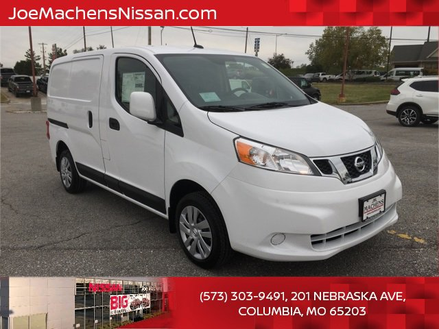 New 2020 Nissan NV200 Compact Cargo in Columbia, MO