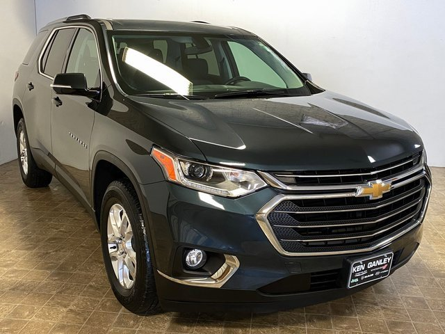Used 2018 Chevrolet Traverse in Cleveland, OH