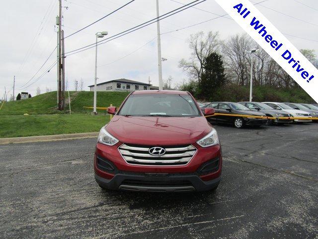 Used 2016 Hyundai Santa Fe Sport in Kansas City, KS