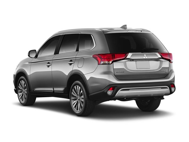 2019 Mitsubishi Outlander  Regular Unleaded I-4 2.4 L/144 [0]