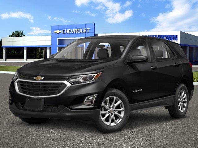 2021 Chevrolet Equinox LS AWD 4dr LS w/1LS Turbocharged Gas I4 1.5L/92 [7]